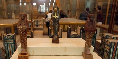 Egypt tries to halt sale of 'looted' artifacts at UK, French auction houses | Egiptología | Scoop.it