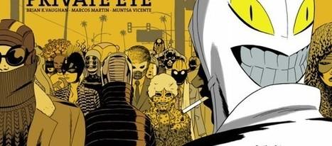 Dibujante español triunfa con un cómic online sobre un futuro sin Internet | #CentroTransmediático en Ágoras Digitales | Scoop.it