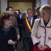 RTBF Info ⎥Visite de la princesse Astrid au Centre de recherches du Cyclotron de l'ULg | L'actualité de l'Université de Liège (ULg) | Scoop.it