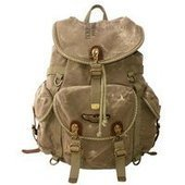 Stylish sick canvas track backpacks | personalized canvas messenger bags and backpack | Scoop.it