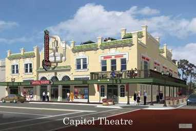 Clearwater officials are okay with exterior balcony for Capitol Theatre - Tampabay.com | clearwater | Scoop.it