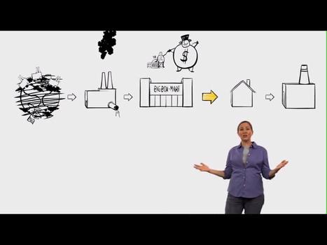 L'Histoire des Choses (Story of Stuff) | Solutions pour changer le monde | Scoop.it