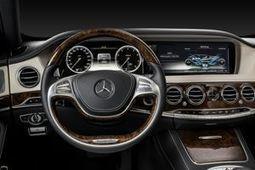 La nouvelle Mercedes Classe S intègre un pilotage automatique ! - Blog Kelrobot   Des robots et des drones   Scoop.it