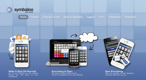 Symbaloo mobile | Take Your Faves With You | Moodle and Web 2.0 | Scoop.it