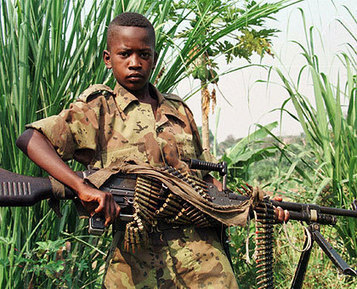 Child Soldier | The Rebel's Hour: Africa | Scoop.it