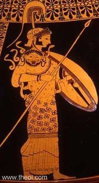 ATHENA : Greek Goddess of Wisdom, Crafts & War | Mythology, Athene, w/ pictures | Roman Minerva | Religion | Scoop.it