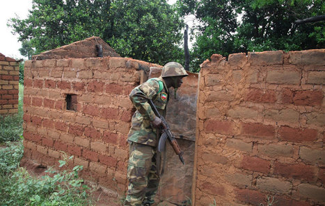 Central African Republic: Security Council approves new peacekeeping force - UN News Centre | Africa | Scoop.it