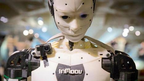 Les robots du futur envahissent l'Hôtel de ville de Paris | Une nouvelle civilisation de Robots | Scoop.it