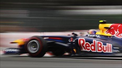 BBC Sport - Mark Webber heads European Grand Prix first practice   mjmobbs Formula 1   Scoop.it