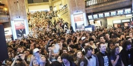 Apple à la place de Virgin sur les Champs-Elysées ? - Challenges.fr   So What ?   Scoop.it