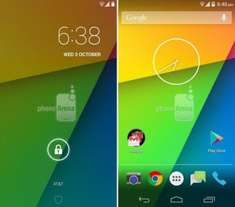 Android 4.4: New screenshots leaked | TIC | Scoop.it