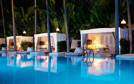 Top 10: the best South Beach Miami hotels | architecture and psychology | Scoop.it