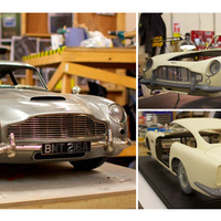 Skyfall Filmmakers 3D-Printed This Rare Aston Martin So They Wouldn't Damage the Original | Future Now | Scoop.it