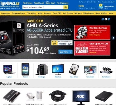 Be a smart shopper with online coupon codes   tiger direct coupon 10%   Scoop.it