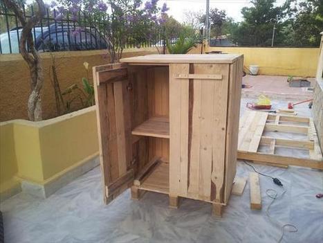 5 DIY Pallet Furniture Projects | 99 Pallets | DIY | Scoop.it