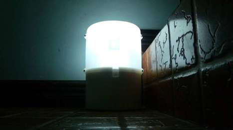 SALt lamp runs on a glass of water and two teaspoons of salt | Real Estate Plus+ Daily News | Scoop.it