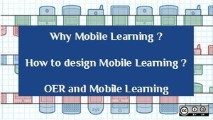 Why #OER and Mobile Learning Need Each Other (#mlearning) | Mobile workplace learning | Scoop.it