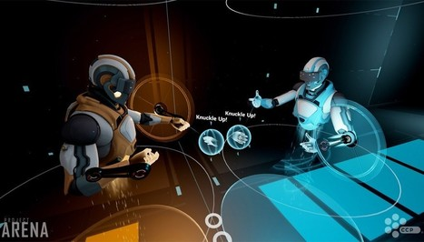 Hands-on: 'Project Arena' Aims for Competitive VR Motion Combat for Oculus Touch & HTC Vive | Transliteracy: Physical, Augmented, & Virtual Worlds | Scoop.it