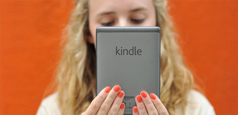 How the e-book revolution is changing our reading habits | 23things | Scoop.it