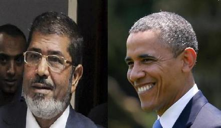 Obama urges Egyptian leader to protect democratic principles | Égypt-actus | Scoop.it