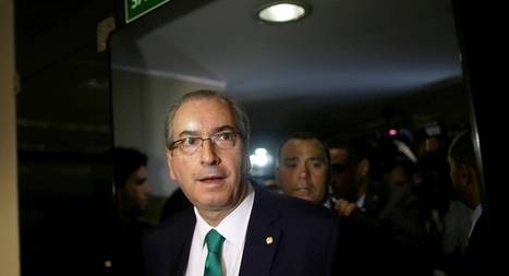 BRAZIL: Cunha expects acquittal of new charges | Global Corruption | Scoop.it