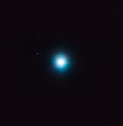 Amazing Photo Shows Likely Alien Planet 1,200 Light-Years Away | New Space | Scoop.it