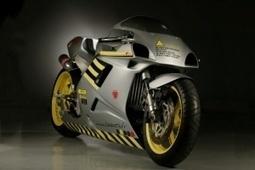 La FZR Turbo de Lazareth exposée à Lyon - Actualités moto sur motorevue.com | Art contemporain et culture | Scoop.it