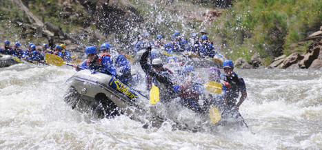 The Best Time to Go Whitewater Rafting in Colorado | White Water Rafting | Scoop.it