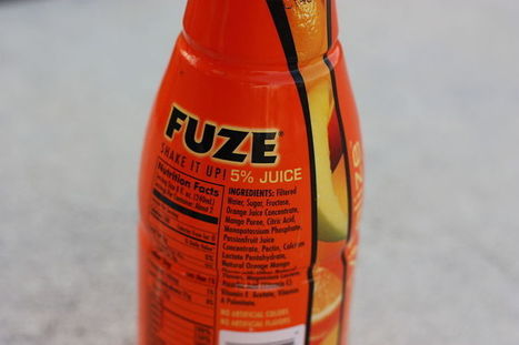 Coca-Cola set to launch Fuze tea brand in India | Beverage Industry News | Scoop.it