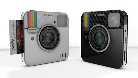 No Joke: Polaroid Plans To Produce The Instagram Camera By 2014 | What's new in Visual Communication? | Scoop.it