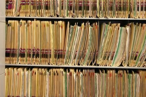 Unlocking Your Dark Data Archives (Sweeping Clean Your Records Floor) - IBM ECM Blog | Enterprise Content Management | Scoop.it