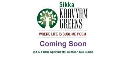 Residential Property in India | Real Estate Property India-Dream Homes: Sikka Kaavyam Greens Sector 143B Noida - Where Life is Sublime Poem | Upcoming Project | Residential Property in India | Scoop.it