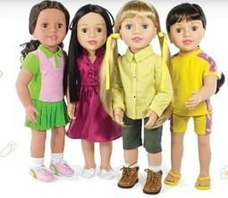 Buy the Perfect 18 inch Doll | 18 inch doll clothes | Scoop.it