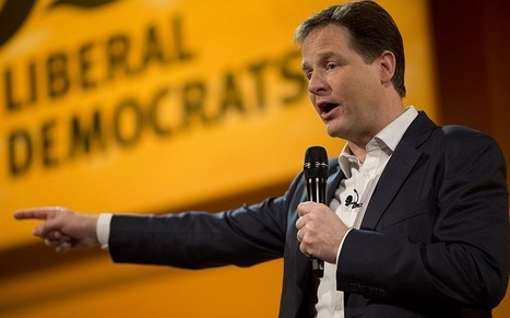 Nick Clegg tells Scotland: Tories cannot be trusted - Telegraph | Unionist Shenanigans | Scoop.it