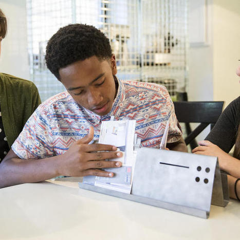 School turning 8th-graders into entrepreneurs - Chicago Tribune | For Business, Economics and Entrepreneurship Students | Scoop.it