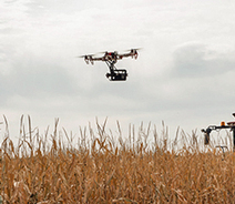Is Ag Entering the Drone Zone? Corn Commentary | veille drone | Scoop.it