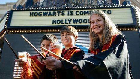 Fan-Made Harry Potter MOOC Does Hogwarts Better Than Pottermore | Learning with MOOCs | Scoop.it