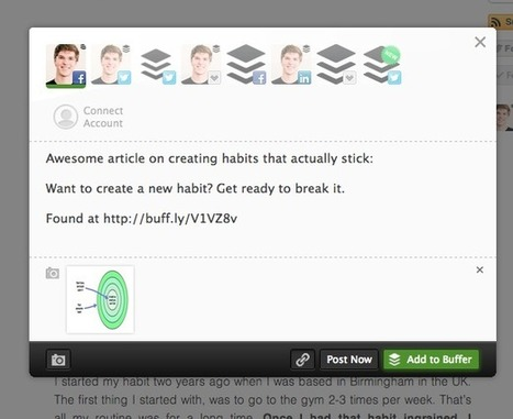 The Top 10 Secret Buffer Features: Supercharge your Social Sharing | $ocial ℳ℮dia ↻↻ | Scoop.it