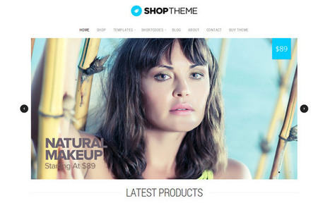 35 eCommerce WordPress Themes for 2014 | Content marketing | Scoop.it