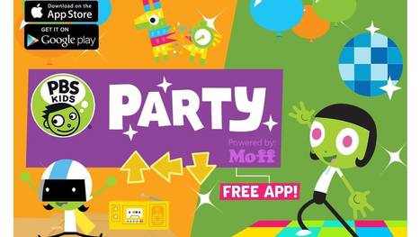 PBS KIDS Enters Kids' Wearable Device Space With Innovative New Free App for Moff Band | PBS About | Public Relations & Social Media Insight | Scoop.it