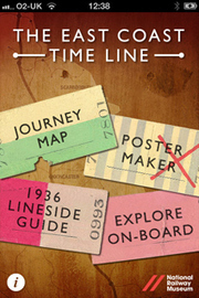National Railway Museum | The East Coast Timeline | Timelines for Art | Scoop.it