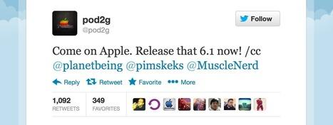 Pod2g:Apple Please Release iOS 6.1 Untethered Jailbreak is Ready For iPhone 5/iPad Mini | iTechbook | Scoop.it