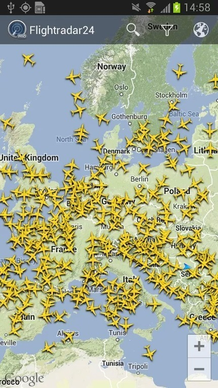 Flightradar24 Pro v4.1.2 | ApkLife-Android Apps Games Themes | Android Applications And Games | Scoop.it