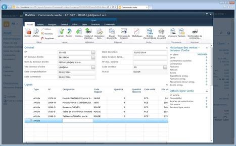Microsoft dévoile Dynamics NAV 2013, son ERP pour PME-PMI | Silicon | top1234 | Scoop.it