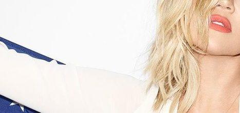 Khloé Kardashian Launches Denim Line, Good American & It'll Include Plus Sizes! | Lingerie | Scoop.it