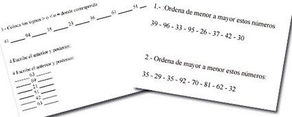 Numeración números Naturales | Educacion, ecologia y TIC | Scoop.it