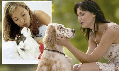 Women are confiding in their dogs NOT their partners | Kickin' Kickers | Scoop.it