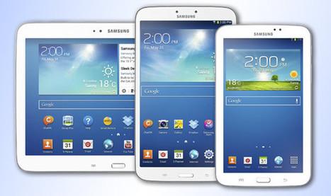 Samsung Tab 4 Serisinde Sona Yaklaştı | Teknokopat | Scoop.it