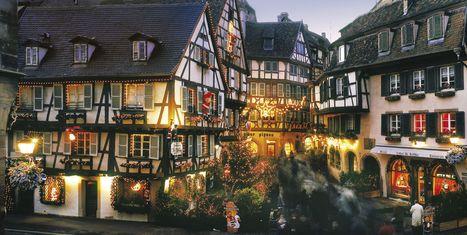 Les marchés de Noël 2012 pour découvrir les vins d'Alsace | Agenda du vin | Scoop.it