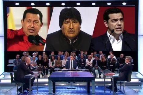 Les Inrocks - Face à Jean-Luc Mélenchon, l'erreur de François Lenglet   Critique du changement   Scoop.it